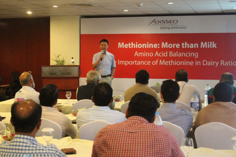 Methionine-More than Milk